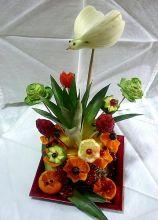 Centrotavola di frutta