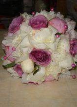 Bouquet di rose per la sposa