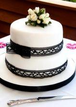 Wedding cake stile Chanel