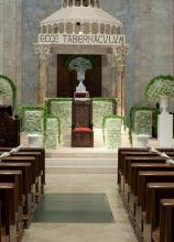 Allestimento floreale della chiesa - Le Creazioni Artistiche a Chieti