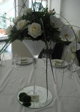 Allestimento in villa per matrimoni a Salerno