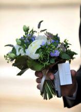 Bouquet piccolo per la sposa
