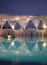 Organizzazione del matrimonio a bordo piscina
