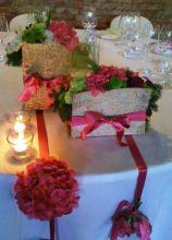 Allestimento romantico - Maison Mariage a Vigonza (Padova)