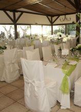 Dettagli verde pastello per dare colore al matrimonio in primavera