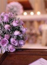 Allestimenti floreali per il matrimonio a tema