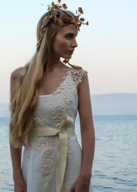 Daniela Gristina - Gli abiti da sposa a Roma