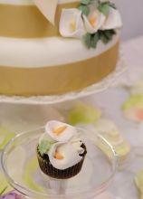 Cupcake per il matrimonio