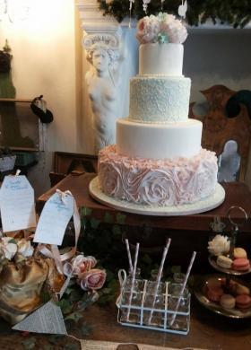 Wedding Cake romantica