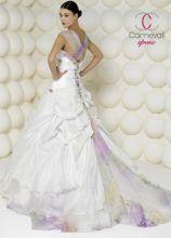 Carnevali Spose - Collezione Sophia Glamour Modello Diamante