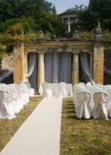 Maison Mariage - Matrimonio all'aperto