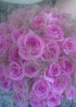 Il Bouquet alle Rughe a Roma - Bouquet di rose per la sposa