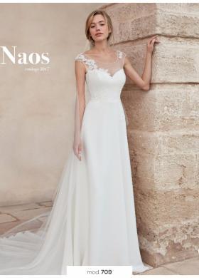 Angela Pascale Spose - Abito da sposa modello Naos - Nuova Collezione 2017