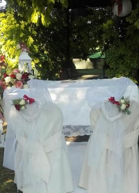 Fiori foglie e follie - Addobbi floreali per il rito civile