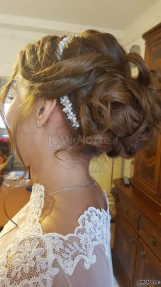 Tatiana Make up Artist - L'acconciatura della sposa
