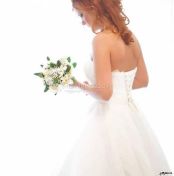 Romina Rosi Trucco e Acconciatura Spose - L'acconciatura della sposa
