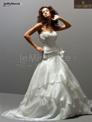 Vestito da sposa di Fabio Gritti - Modello Marianna