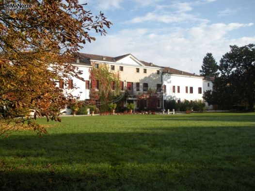 Villa Cavarzerani - Villa per matrimoni a Gaiarine (Treviso)