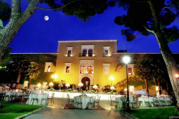 Villa Carafa - Location per matrimoni a Barletta Andria Trani