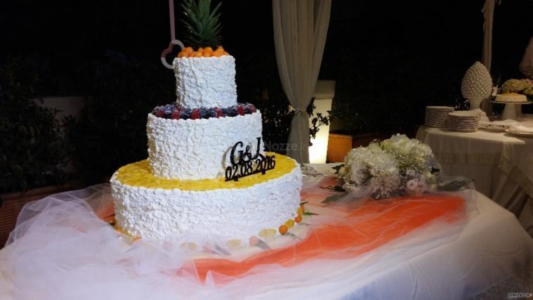 Cala dei Balcani - Il tavolo della torta e dei dolci