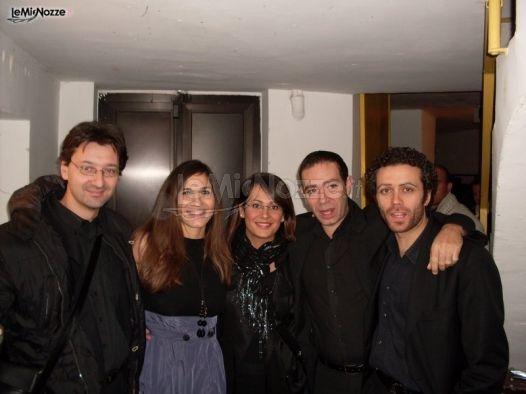 Quartetto d'archi Gershwin con Simona Bencini