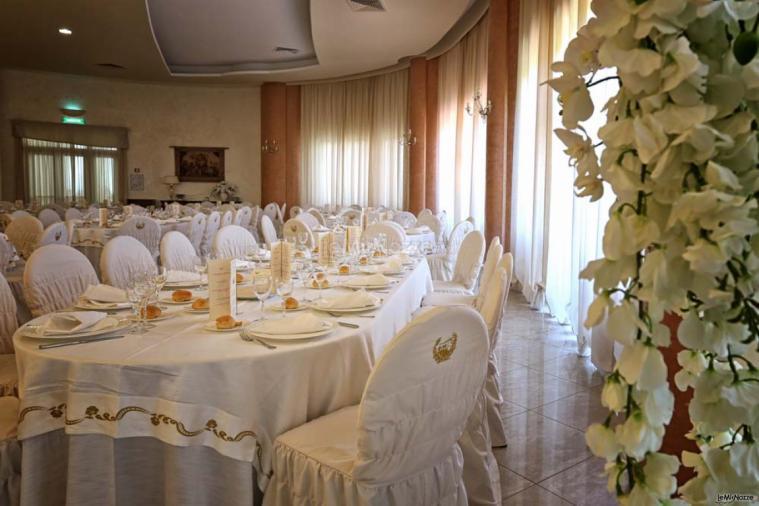 Imperatore di Puglia - I tavoli degli invitati