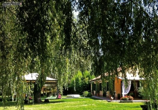 Location Matrimonio Country Chic Roma : Tenuta per matrimoni in campagna di polline foto