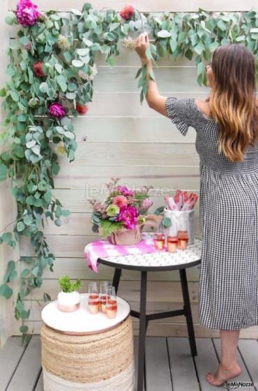MaVa Events - Le decorazioni floreali