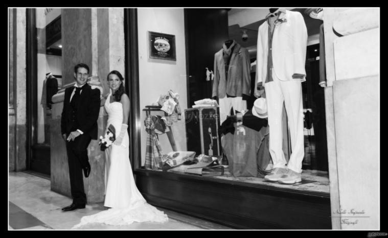 Sposi in bianco e nero by Nicola Improda