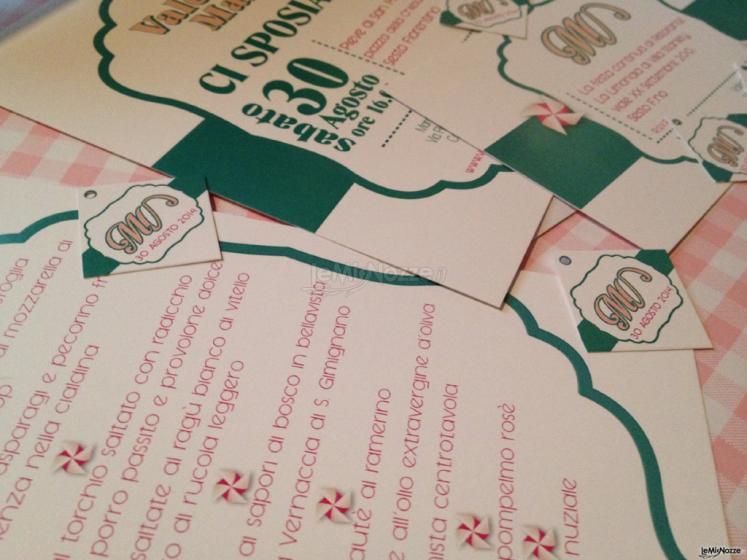 Invito Di Nozze - Agenzia di grafiche per partecipazioni