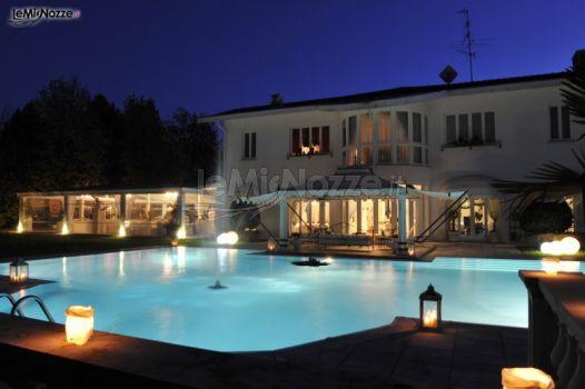 Villa con piscina per il matrimonio a milano villa - Villa con piscina milano ...