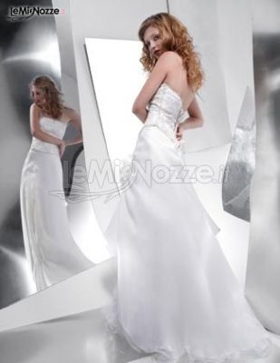 Collezione Floranna - Abito da sposa modello Lorella