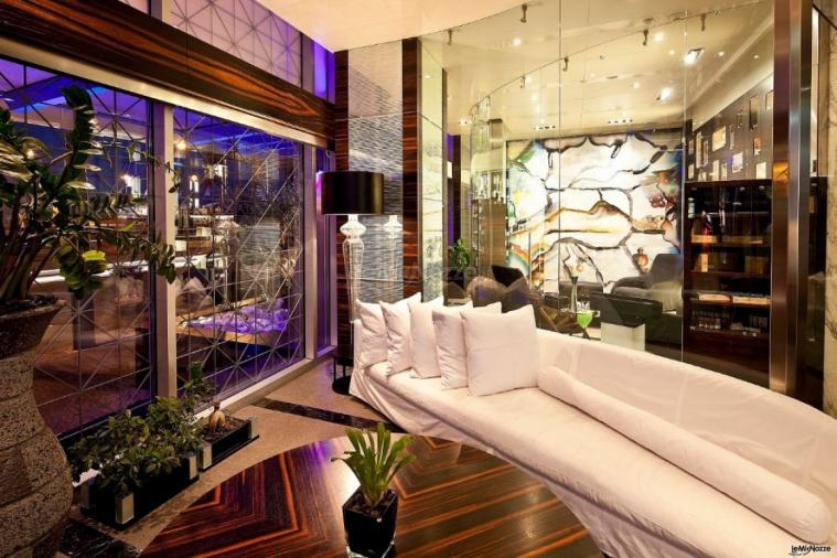 Romeo Hotel - Lobby dell'albergo