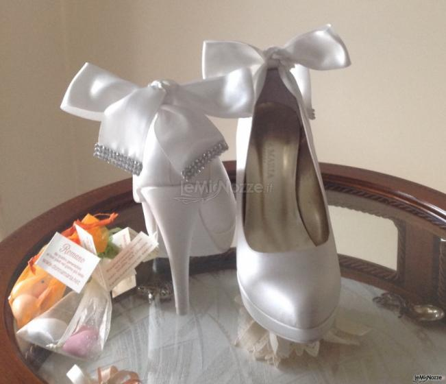 Negozi Scarpe Sposa Napoli.Donnamaria Romano Calzature Le Scarpe Per Il Matrimonio Su