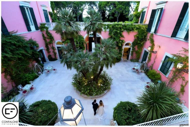 Villa Ciardi - Il giardino