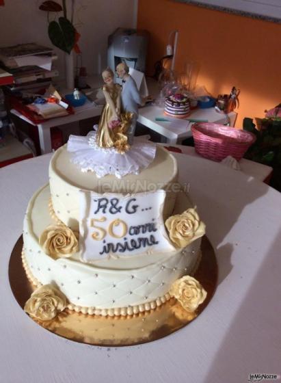 Foto 10 Torte Nuziali Artistiche Torta Per Il 50