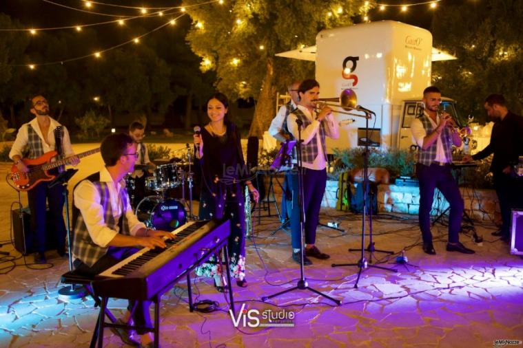 Metamorphosis Wedding Band -  La musica dal vivo