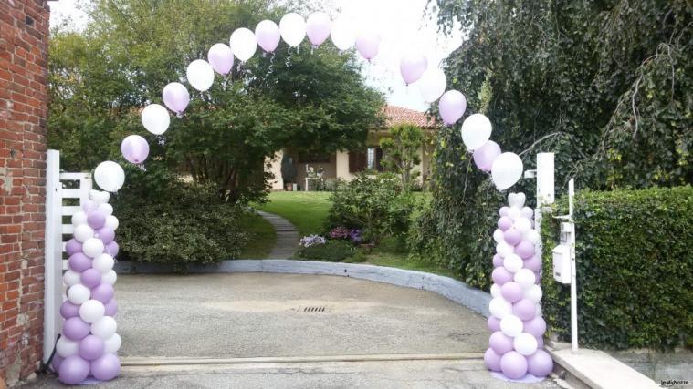 Il Punto Esclamativo - Addobbi per le nozze a Torino