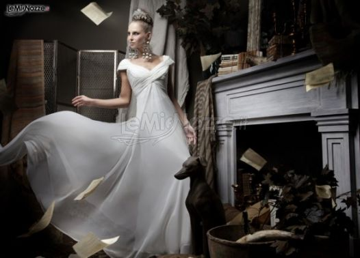 Abito sposa di Francesca Paternò 199f4222dd5