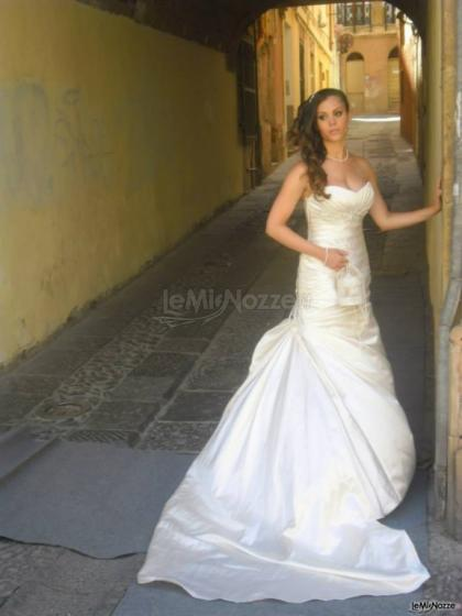 Atelier Enza Perez Abiti da sposa a Iglesias LeMieNozze.it