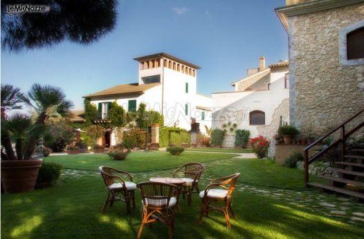 Villa per il matrimonio a Caltanissetta