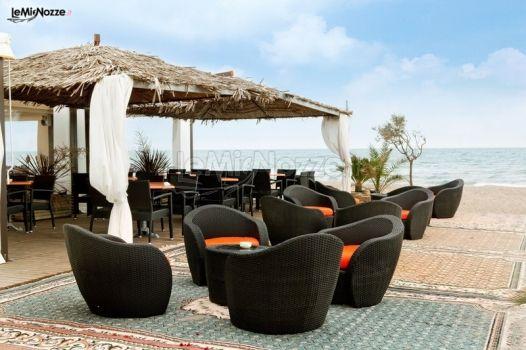 Matrimonio Spiaggia Ricevimento : Ricevimento di nozze sulla spiaggia ristorante da jerry