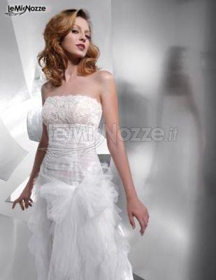 Collezione Floranna - Sposa modello Marcella