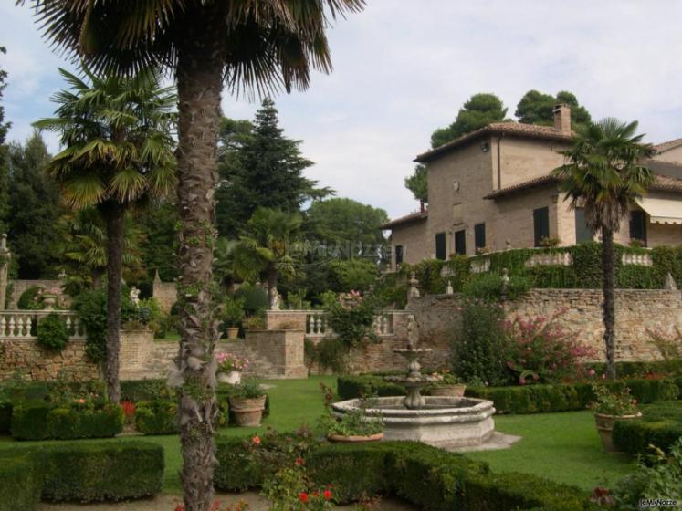Banqueting a Villa Cattalani Stuart - Piccolo Mondo