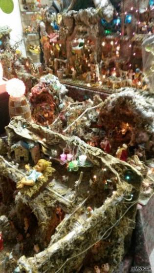 La Pirotecnica Pugliese - Presepi natalizi a Bari