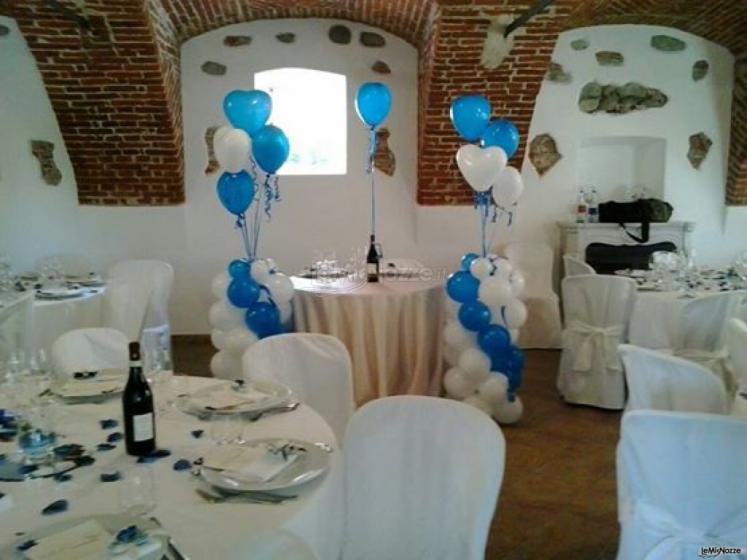 Oc balloons allestimenti con palloncini per matrimoni - Decorazioni matrimonio palloncini ...