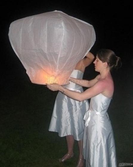 Il Punto Esclamativo - Lanterne per gli sposi