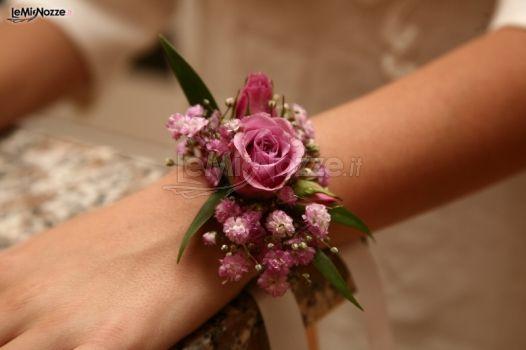 Bouquet Sposa Bracciale.Bracciale Di Fiori Per La Sposa Todeschini Fiori Foto 1