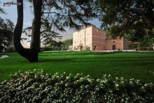 Villa per il ricevimento di matrimonio a Fermo