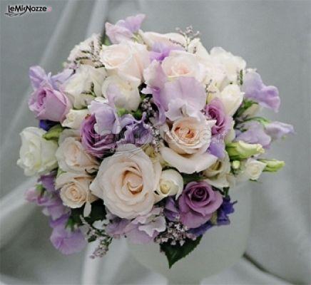 Bouquet Sposa Torino.Foto 96 Matrimonio In Lilla Wedding Planner A Torino Bouquet